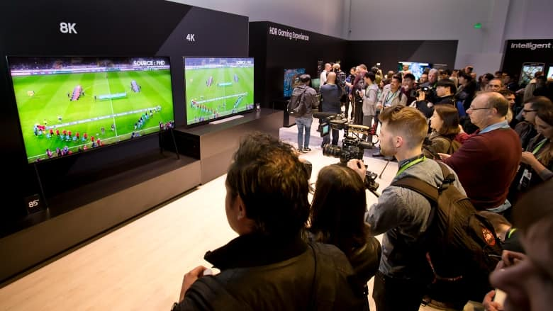 6ca18a7ed04 Samsung prepara los primeros TV con resolución 8K - TV   Hi-Fi Pro