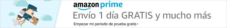 Prueba Amazon Prime 30 días gratis