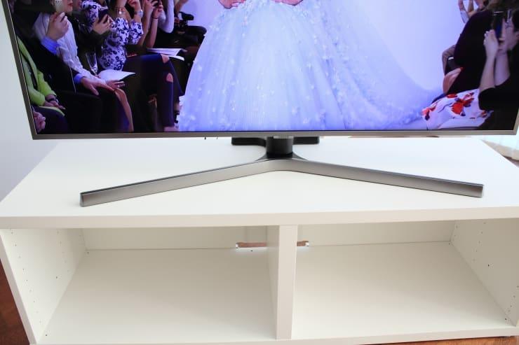 Soporte mueble del Samsung NU7475