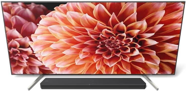 Diseño soporte Sony XF9005