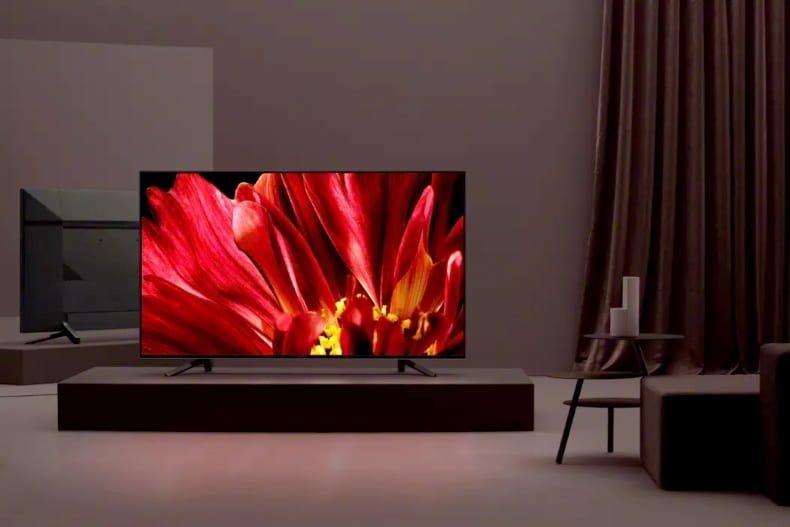 Nuevos Televisores Sony ZF9 FALD y Sony AF9 OLED