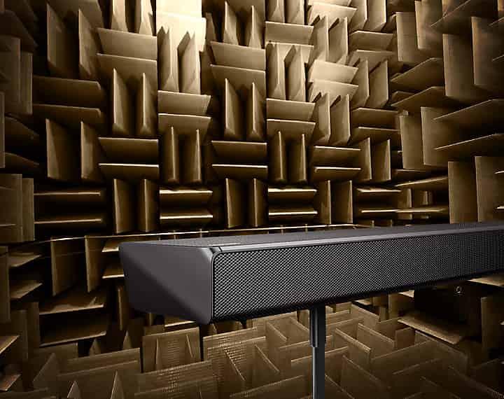 Barras de sonido