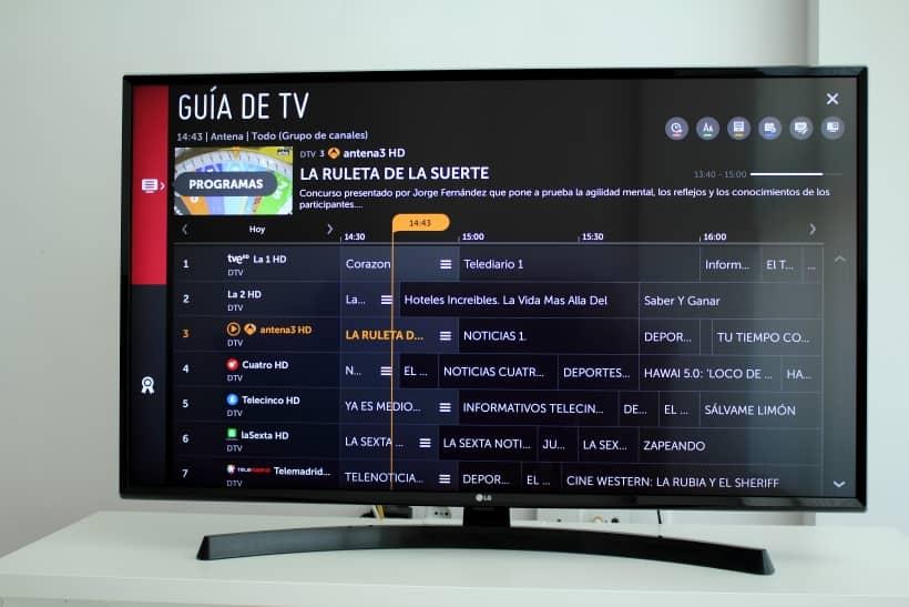 Como Ordenar Los Canales En Televisores Lg Tv Hi Fi Pro