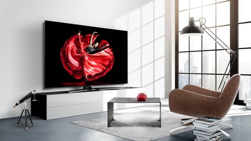 Nuevo televisor Hisense OLED 4K
