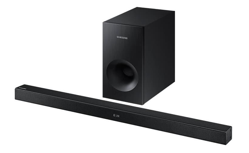 Barra de sonido Samsung HW-K430 2.1 220W