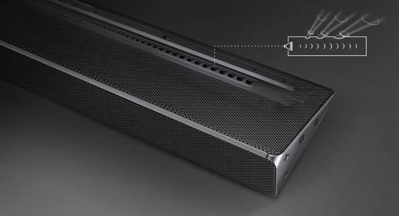 Samsung HW-N650 Acoustic Beam