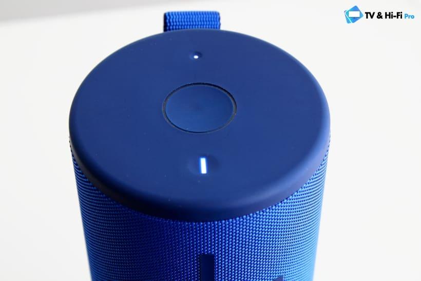 Magic Button altavoz UE Megaboom 3