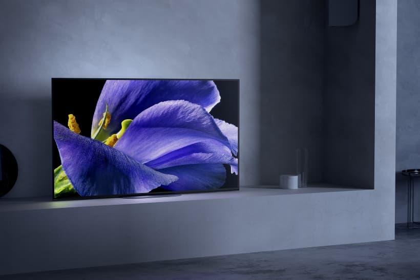 Nueva gama de televisores Sony 2019