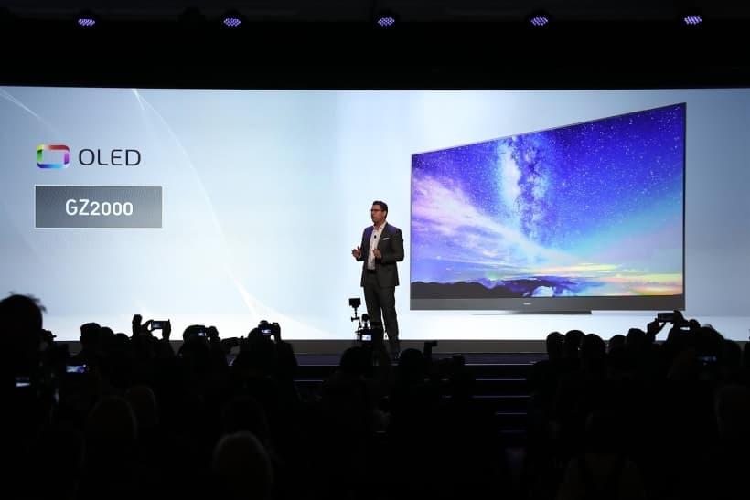 Panasonic TV OLED GZ200 CES 2019
