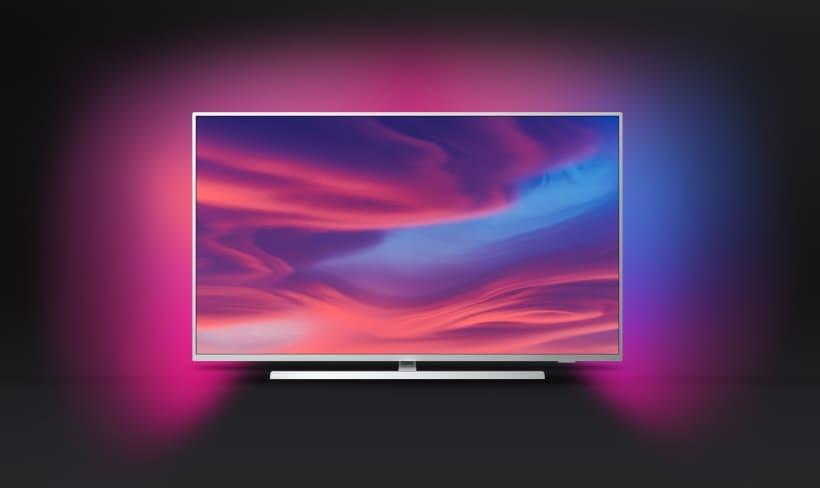 TV UHD Philips PUS7304 2019