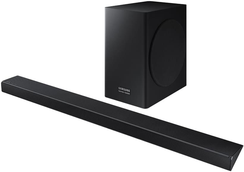 Barra de sonido Samsung HW-Q60R Harman Kardon