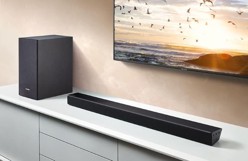 Barras de sonido Samsung 2019