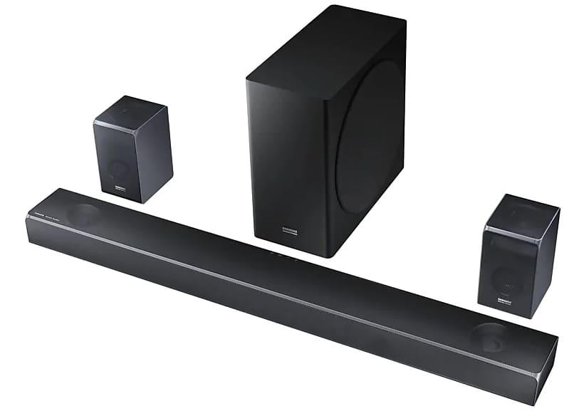 Barra de sonido 7.1.4 Samsung Harman Kardon HW-Q90R