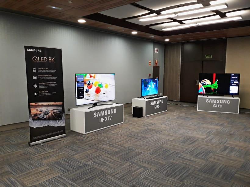 TV Samsung 2019 nueva gama
