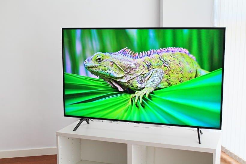 Reproducción de color Samsung QLED Q60R