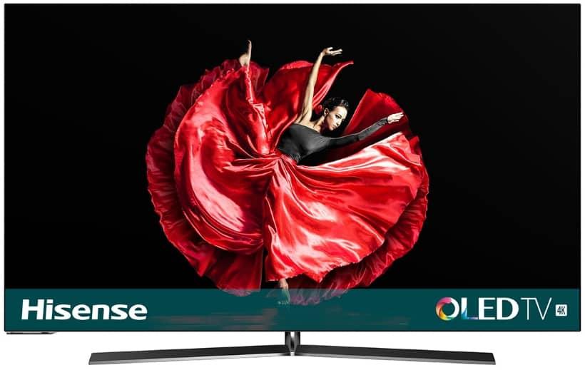 Televisor Hisense H55O8B OLED