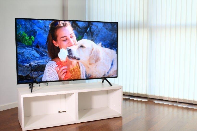Descripción del televisor Samsung Q60R QLED