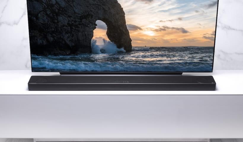 Barras de sonido LG 2019 nuevos modelos