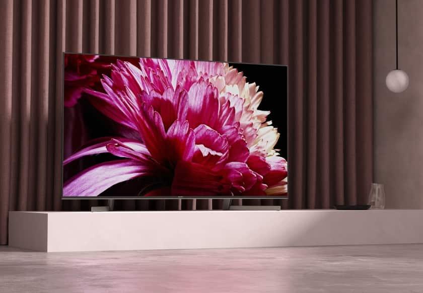 Sony XG9505 FALD Triluminos
