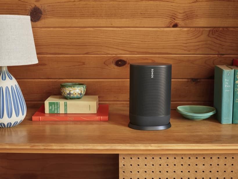 Sonos Move altavoz bluetooth