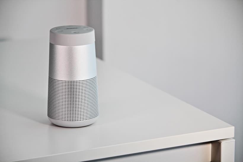 Análisis y opinión Bose SoundLink Revolve altavoz bluetooth