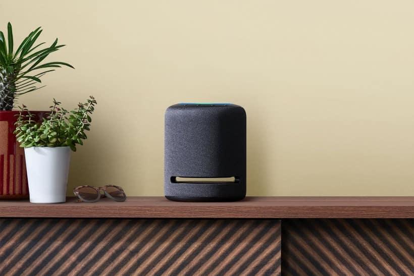 Nuevos altavoces Amazon Echo con Alexa