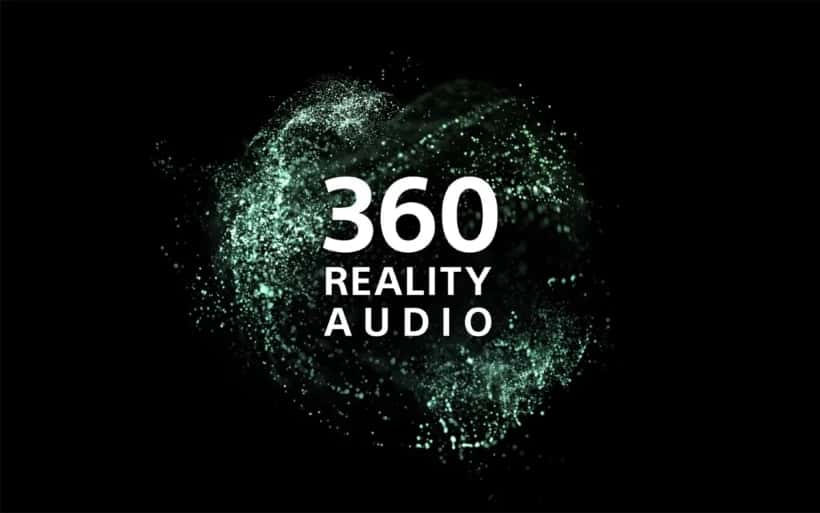 Sony 360 Reality Audio tecnología basada en objetos