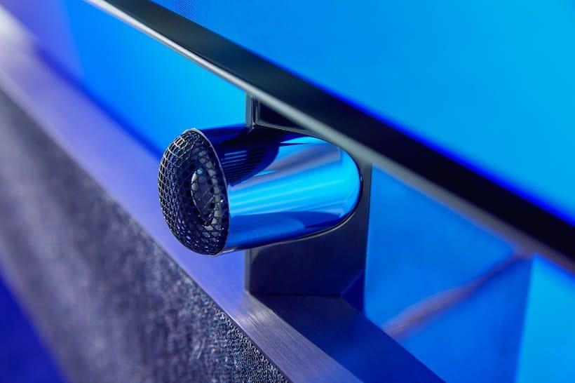 Tweeter separado en Philips OLED984