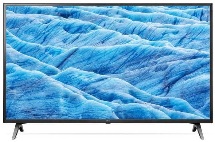 LG UM7100 - Los mejores televisores para jugar