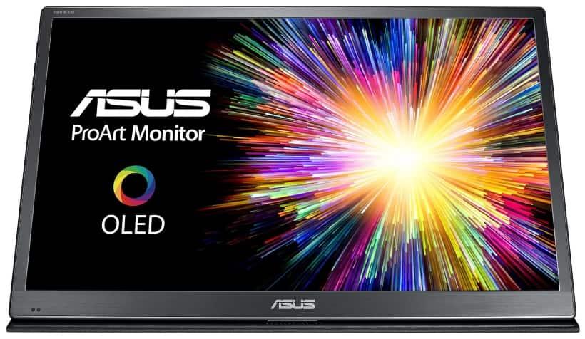 Monitor OLED impreso RGB Asus ProArt PQ22UC
