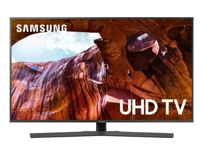Samsung RU7405 - Los mejores televisores para jugar