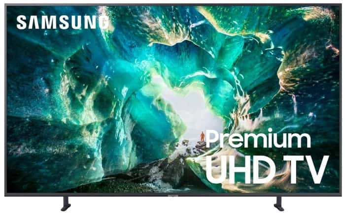 Samsung RU8005 - Los mejores televisores para jugar