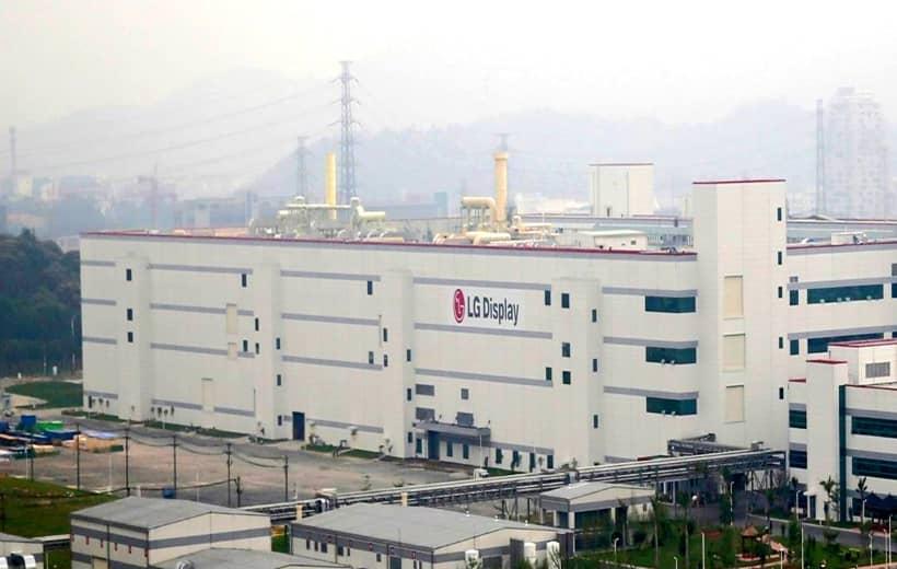 LG reducirá la fabricación de paneles LCD a la mitad en 2020