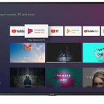 Sharp BL5 Android TV