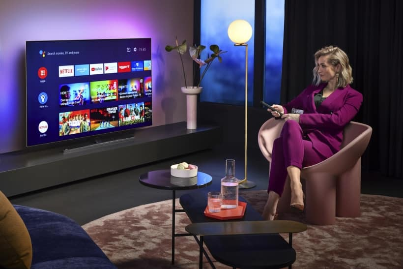 Nueva gama de televisores Philips 2020