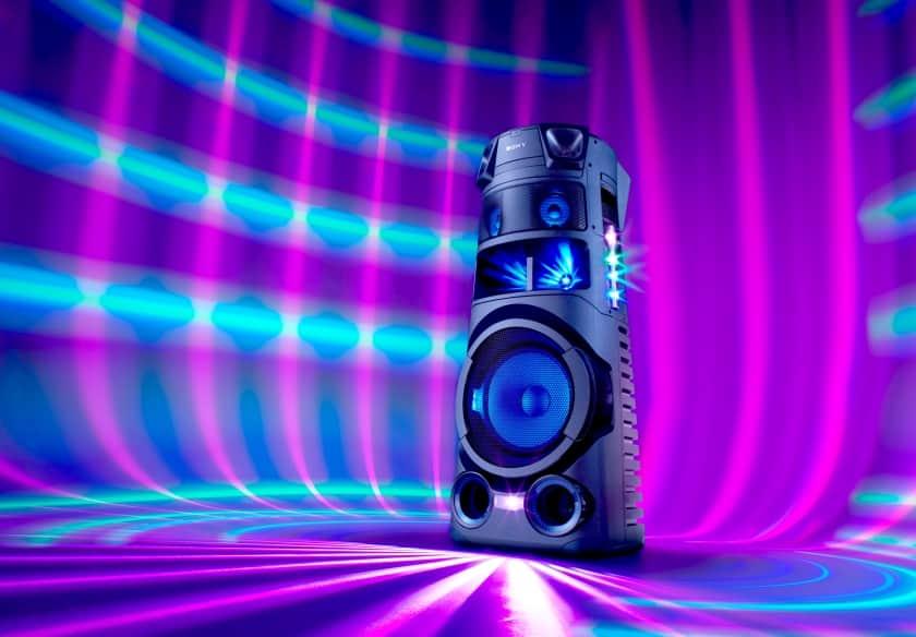 Sony MHC-V83D altavoz de alta potencia