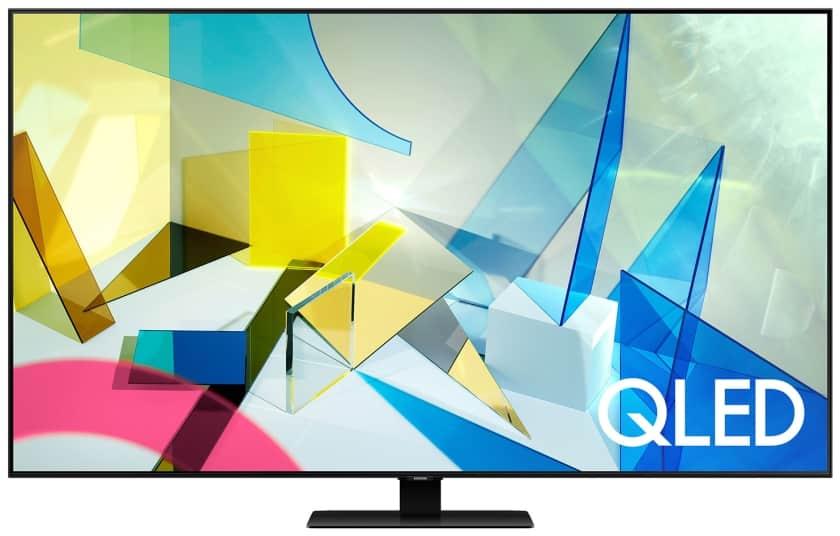 Nueva gama Samsung Q80T QLED 2020