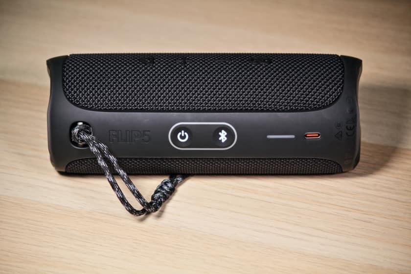 Altavoz JBL Flip 5 conexión USB-C