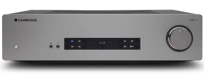 Amplificador Cambridge Audio CXA61
