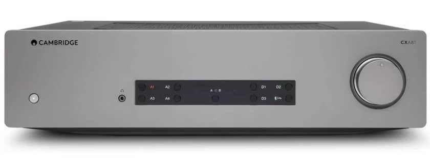 Amplificador Cambridge Audio CXA81 serie CX 2