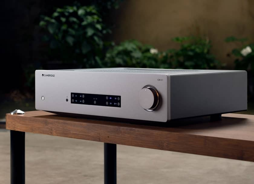 Nuevos amplificadores Cambridge Audio serie CX 2 CXA61 y CXA81
