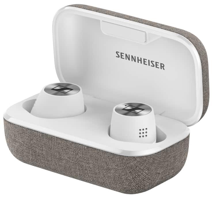 Sennheiser Momentum True Wireless 2 color blanco