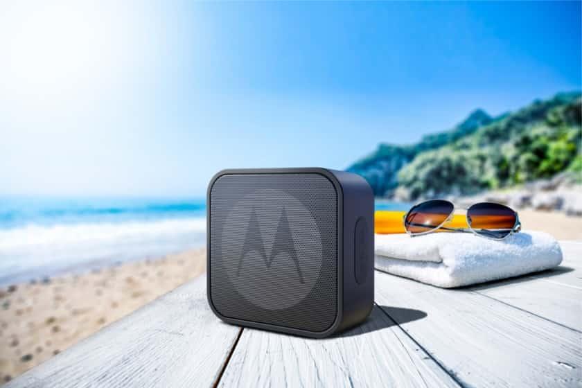 Nuevo Motorola Sonic Boost 220 IPX5, bluetooth