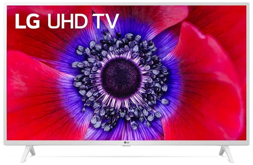 TV blanco LG UN73906LC