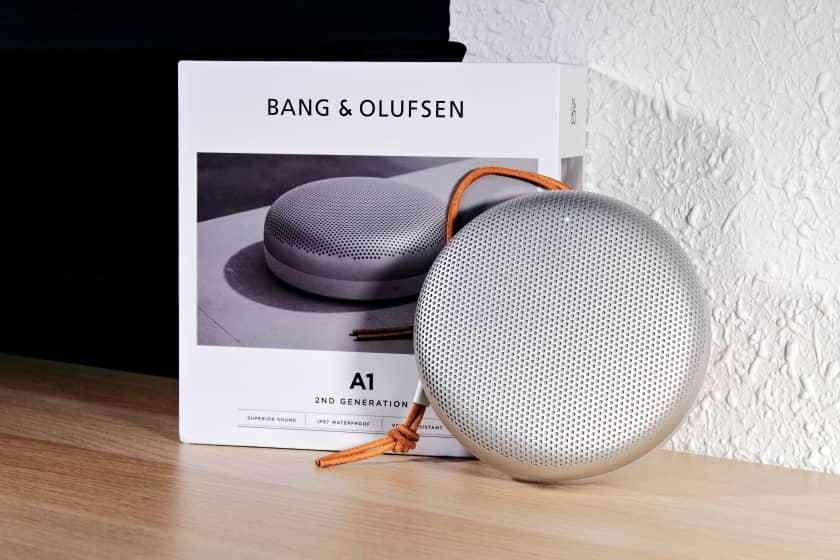Bang & Olufsen Beosound A1 2ª generación altavoz portátil