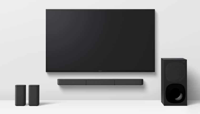 Barra de sonido 5.1 Sony HT-S20R