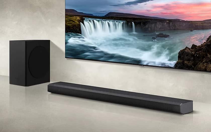 Barras de sonido Samsung 2020 características