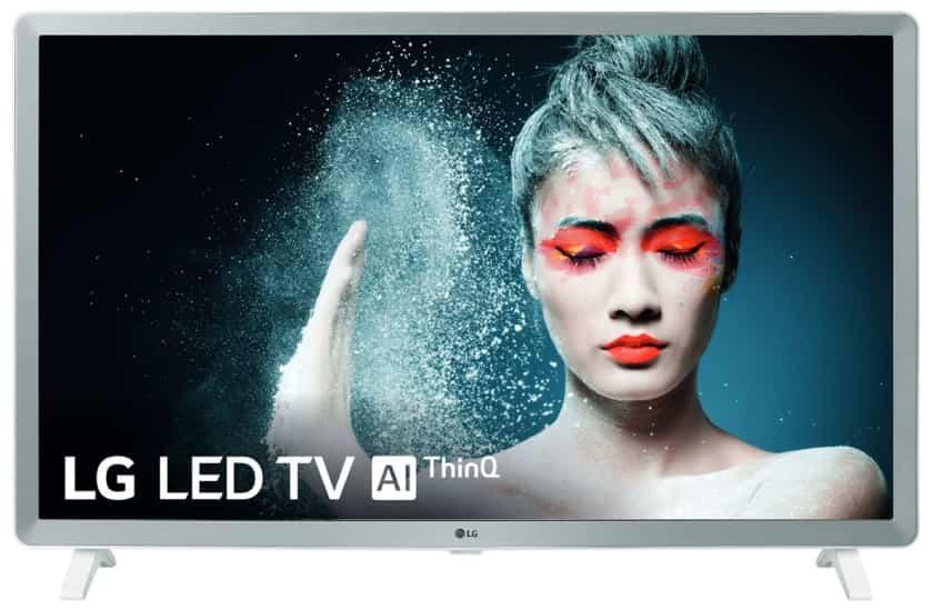 LG 32LK6200 TV blanco Smart TV