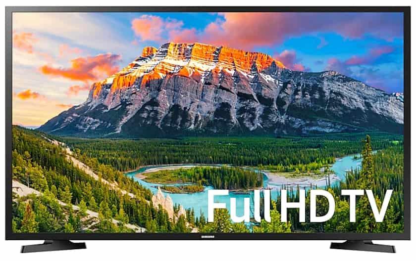 Samsung 32N5305 Full HD Smart TV - Mejores TV de 32 pulgadas