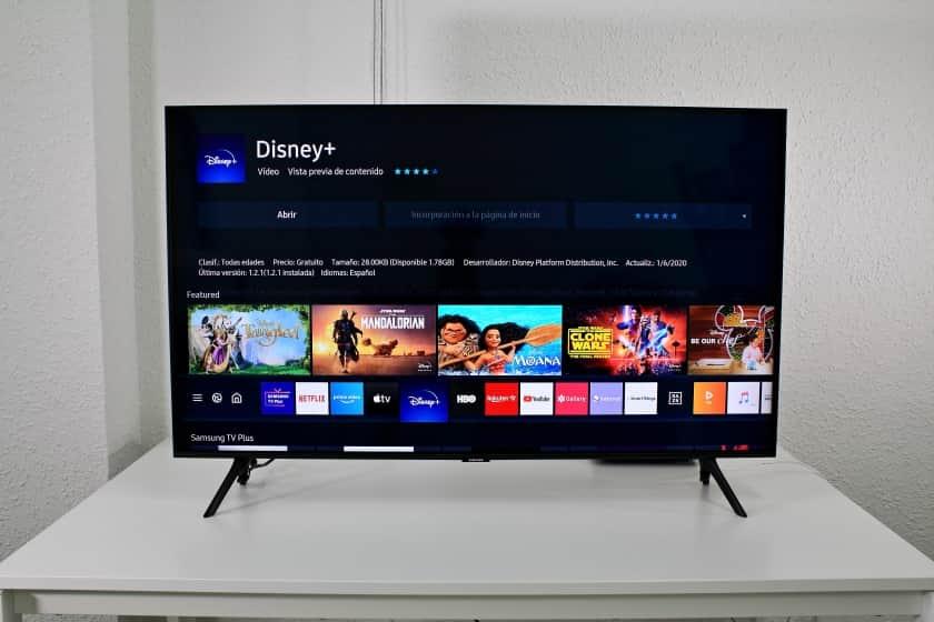 Análisis del televisor Samsung Q60T QLED